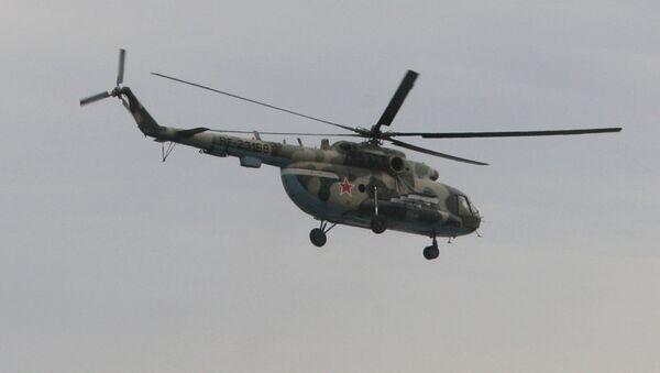 Mi-8 helicopter - Sputnik Türkiye