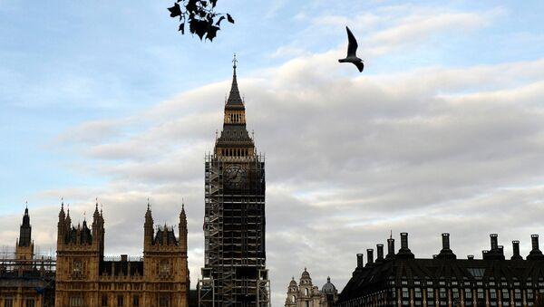 İngiltere Parlamentosu - Sputnik Türkiye