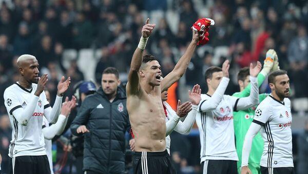 Beşiktaş - Monaco - Sputnik Türkiye