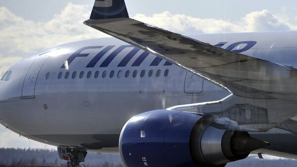Finlandiya'da ulusal havayolu şirketi Finnair - Sputnik Türkiye