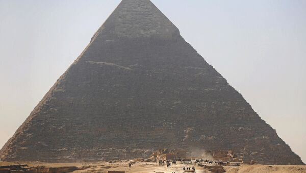 Büyük Piramit (Keops Piramidi) - Sputnik Türkiye