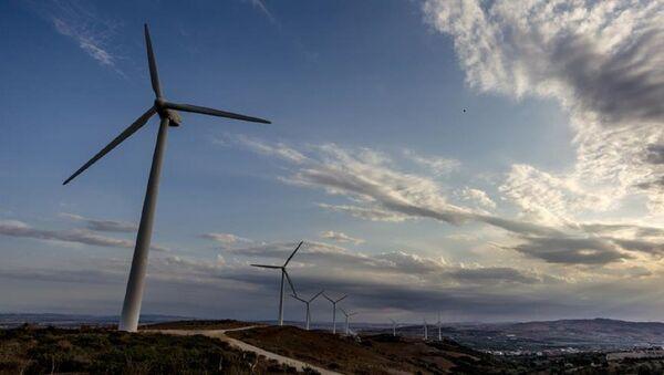 Rüzgar enerjisi - Sputnik Türkiye