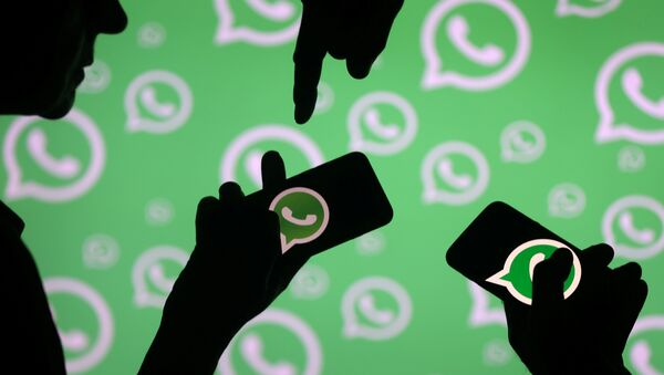 WhatsApp - Sputnik Türkiye