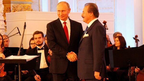 Rusya Devlet Başkanı Vladimir Putin- Cavit Çağlar - Sputnik Türkiye