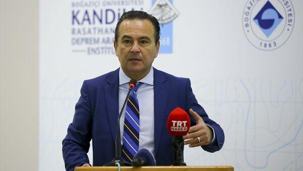 Boğaziçi Üniversitesi Kandilli Rasathanesi ve Deprem Araştırma Enstitüsü'nde (KRDAE) - Sputnik Türkiye
