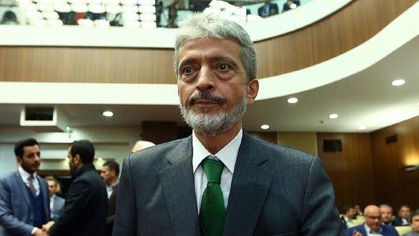 Ankara Büyükşehir Belediye Başkanı Mustafa Tuna - Sputnik Türkiye