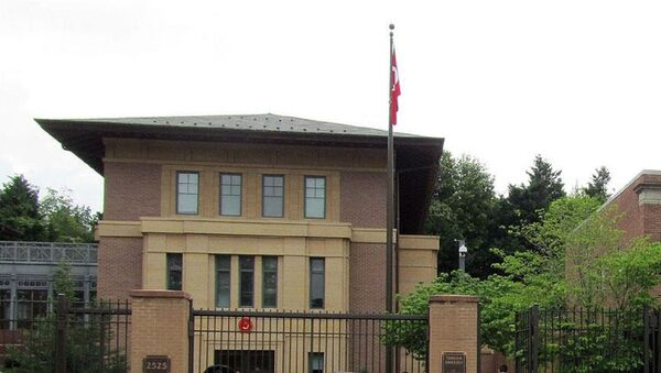 Türkiye'nin Washington Büyükelçiliği - Sputnik Türkiye