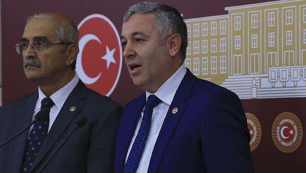 CHP Kayseri Milletvekili Çetin Arık - Sputnik Türkiye