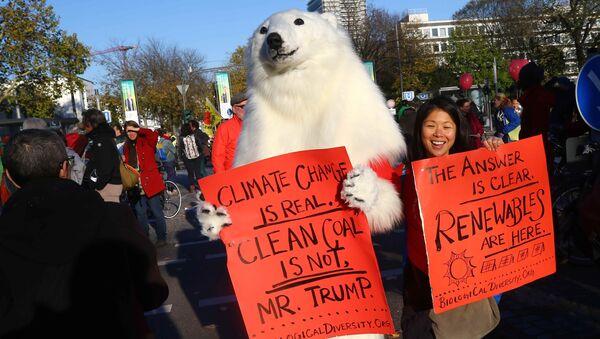 Paris İklim Anlaşması- Küresel İklim Değişikliği - Sputnik Türkiye