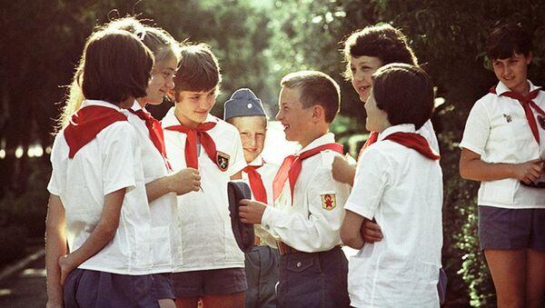 Sovyet çocuklar - Sputnik Türkiye
