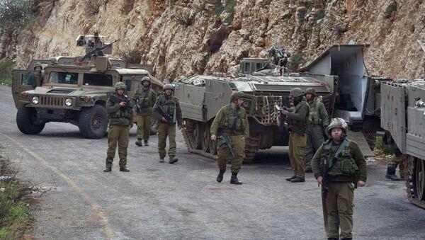 Israeli soldiers - Sputnik Türkiye
