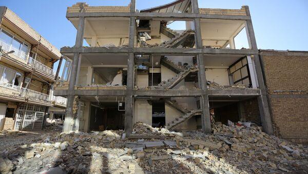 İran-Irak-deprem - Sputnik Türkiye