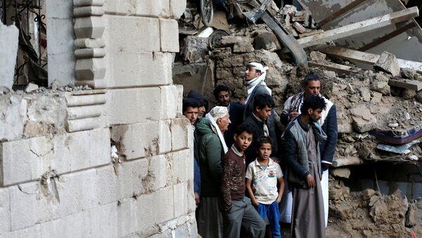 Yemen'in başkenti Sana - Sputnik Türkiye
