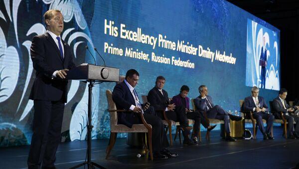 Rusya Başbakanı Dimitri Medvedev - Sputnik Türkiye