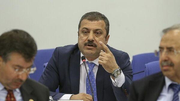 AK Parti Bayburt Milletvekili Şahap Kavcıoğlu - Sputnik Türkiye