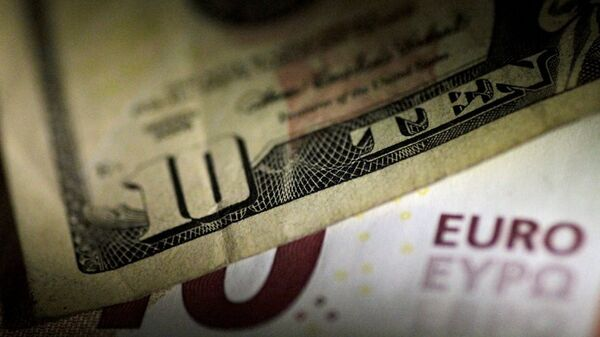 Euro - dolar - Sputnik Türkiye