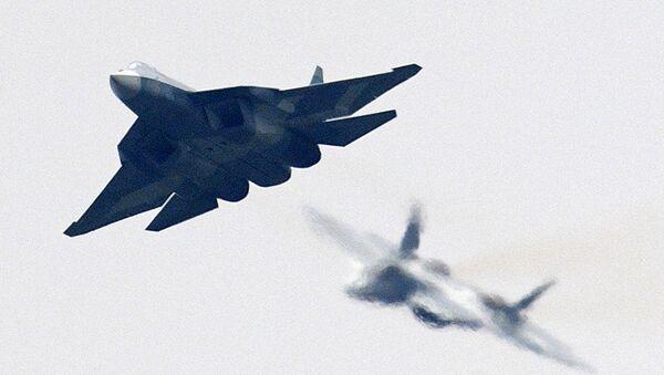 Su-57 - Sputnik Türkiye