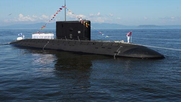 636.3 Varşavyanka serisi denizaltılar - Sputnik Türkiye