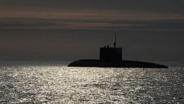 Status-6 insansız nükleer denizaltı (proje aşamasında) - Sputnik Türkiye