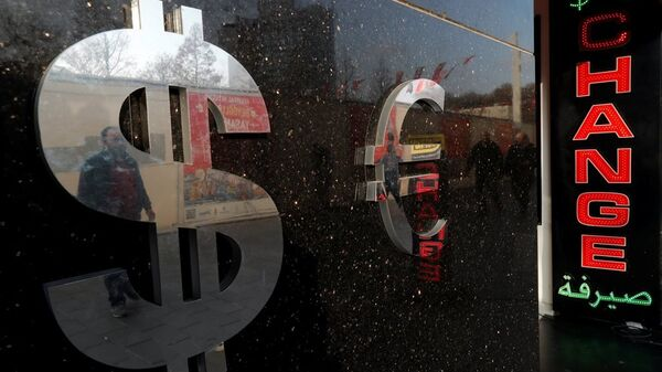 Euro - dolar - döviz - Sputnik Türkiye