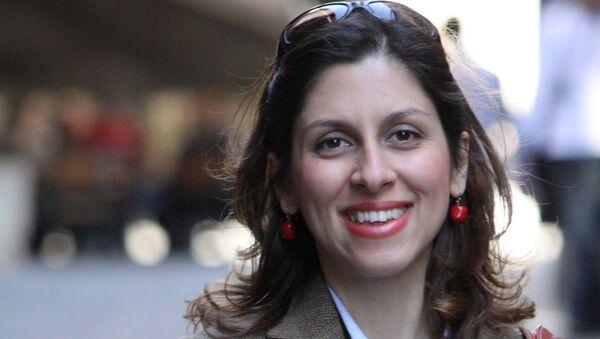 İran-İngiltere vatandaşı Nazanin Zaghari-Ratcliffe - Sputnik Türkiye