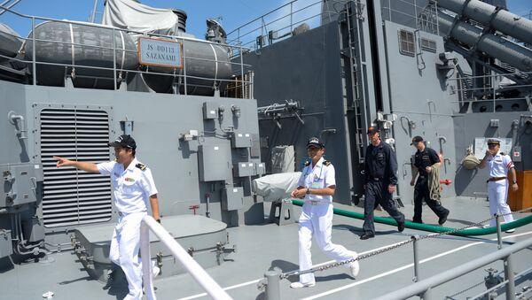 Japon donanması - Sputnik Türkiye
