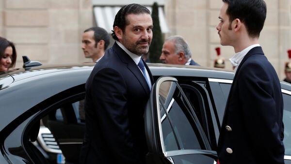 Saad Hariri - Sputnik Türkiye