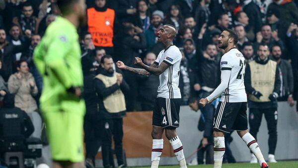 Beşiktaş-Porto Şampiyonlar Ligi grup karşılaşması - Sputnik Türkiye