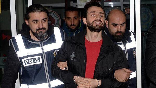 Eski Beytüşşebap Kaymakamı Kadir Güntepe - Sputnik Türkiye