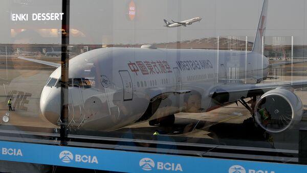 Çin- Uçak- Boeing - Sputnik Türkiye