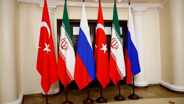 Rusya-Türkiye-İran - Sputnik Türkiye