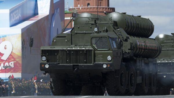 Moskova Zafer Günü S-400 - Sputnik Türkiye