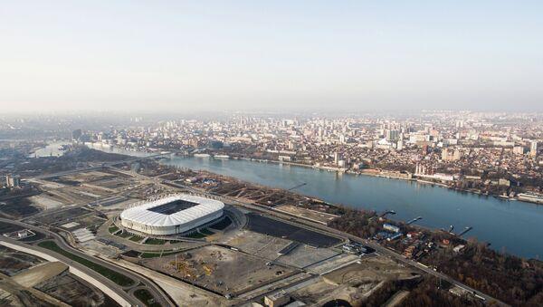 Rostov Arena Stadyumu - Sputnik Türkiye