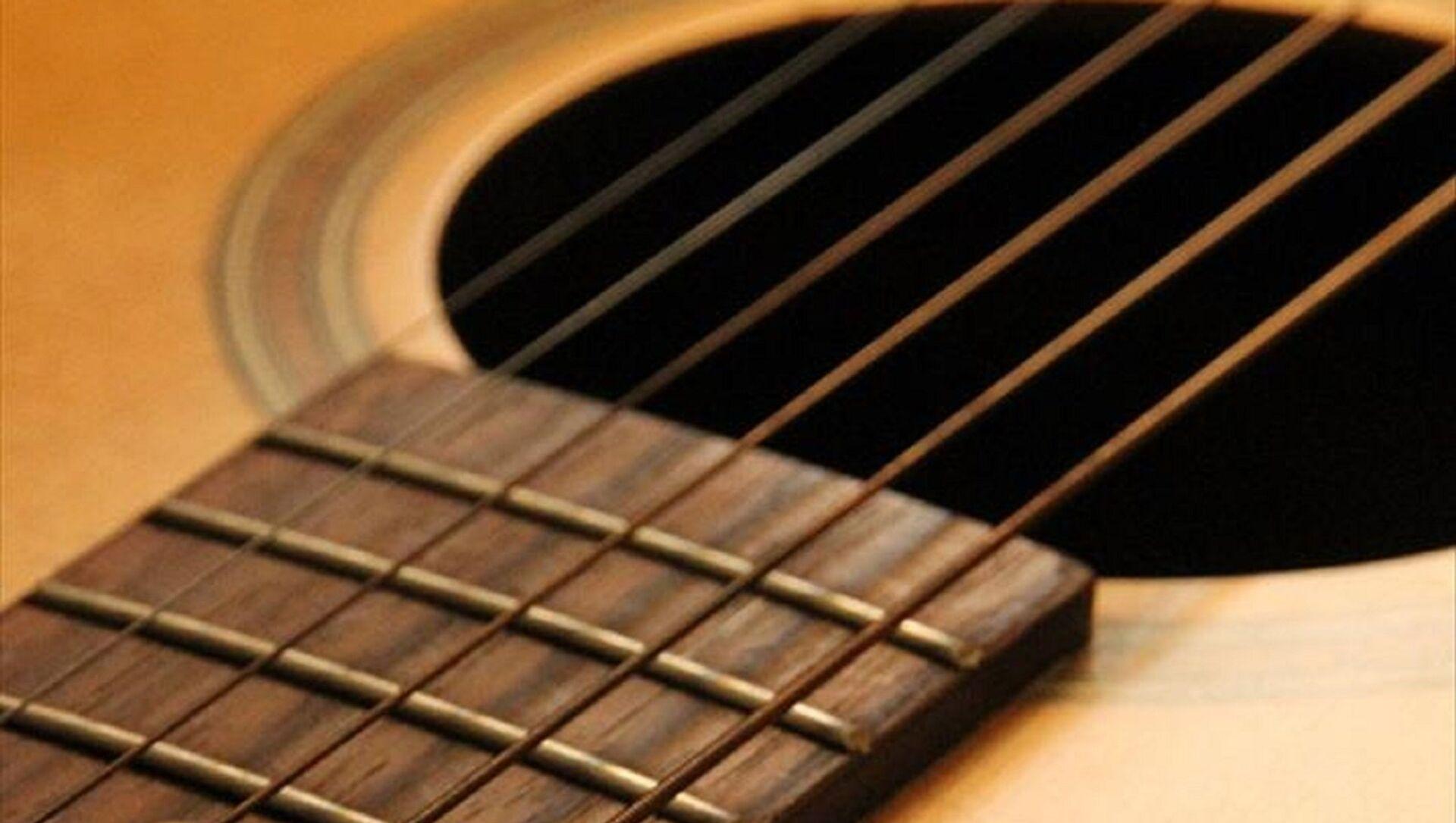 Gitar - Sputnik Türkiye, 1920, 02.06.2021