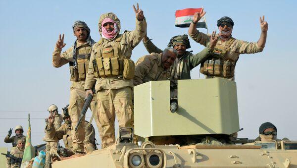 Irak güçleri - Sputnik Türkiye
