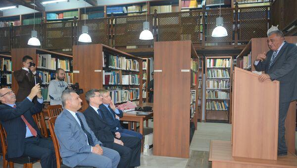 Prof. Dr. Aydın İbrahimov (Ege Üniversitesi/REBTEK) - Sputnik Türkiye