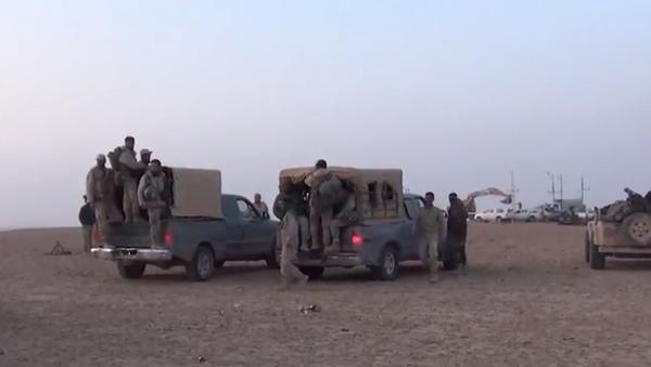 Suriye ve Irak ordusu - VİDEO - Sputnik Türkiye