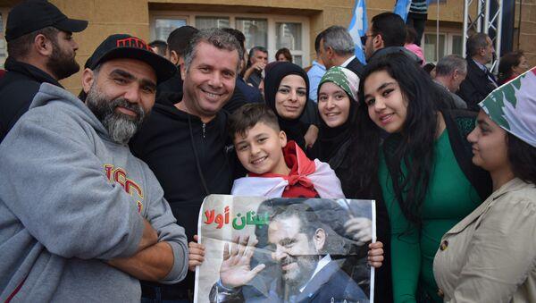 Hariri'nin Lübnan'a dönüşü - Sputnik Türkiye