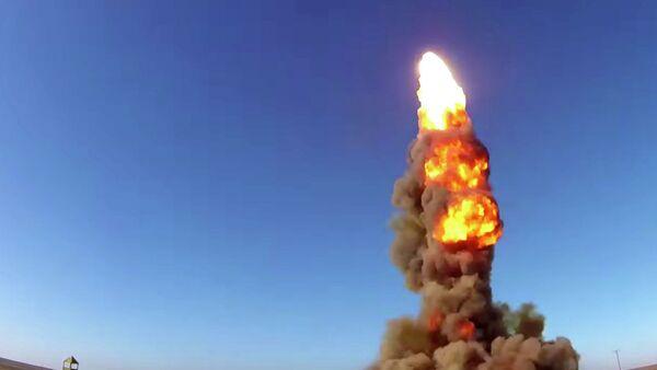 Rusya'dan yeni füze savunma sistemi denemesi - Sputnik Türkiye