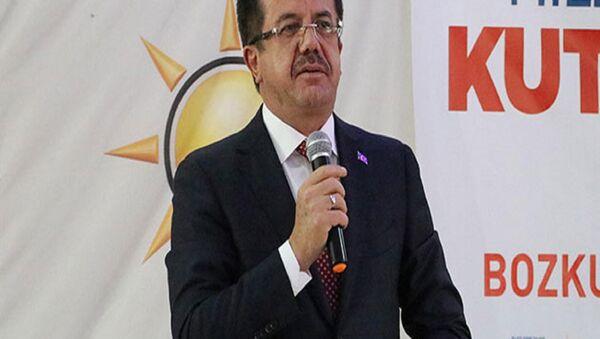 Nihat Zeybekçi - Sputnik Türkiye
