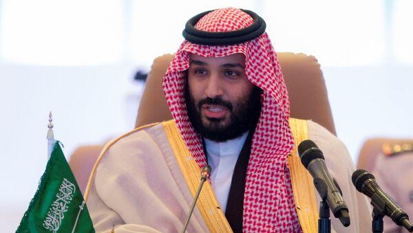 Suudi Veliaht Prens Muhammed bin Selman - Sputnik Türkiye