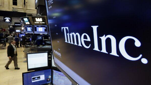 Time.inc - Sputnik Türkiye