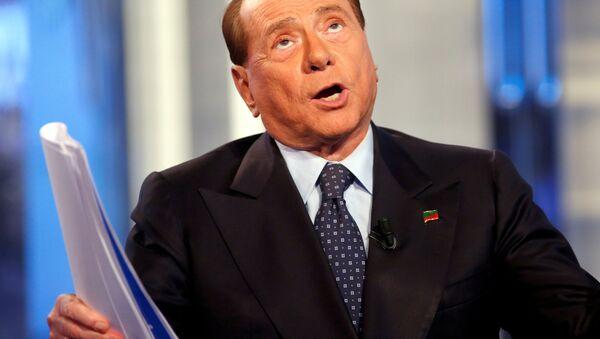 Silvio Berlusconi - Sputnik Türkiye