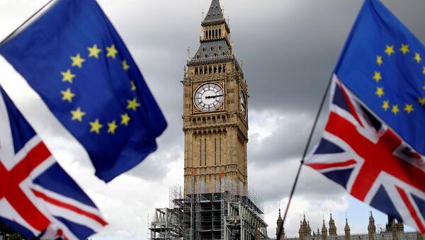 İngiltere-Brexit - Sputnik Türkiye