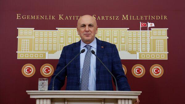 İYİ Parti Balıkesir Milletvekili İsmail Ok - Sputnik Türkiye