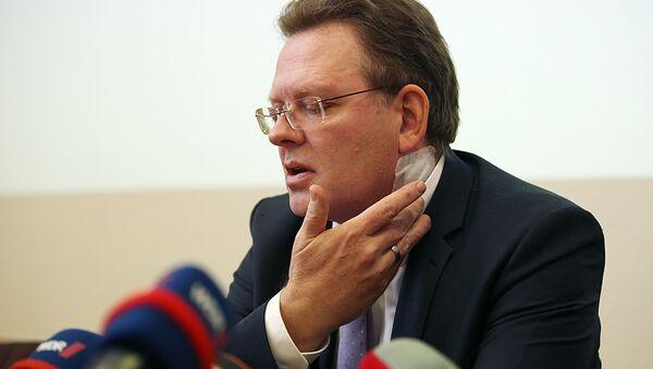 Almanya Altena Belediye Başkanı Andreas Hollstein - Sputnik Türkiye