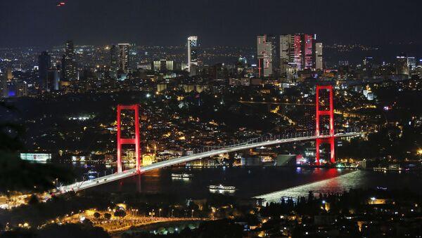 15 Temmuz Şehitler Köprüsü - Sputnik Türkiye
