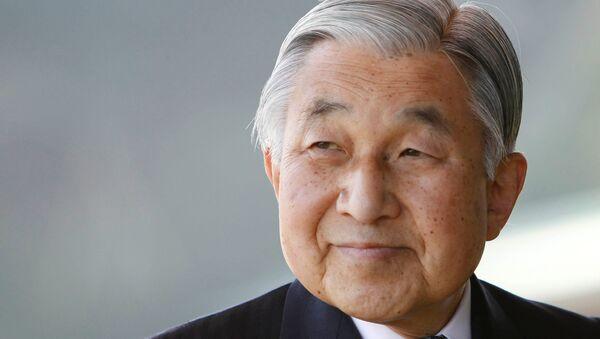 Japonya İmparatoru Akihito - Sputnik Türkiye