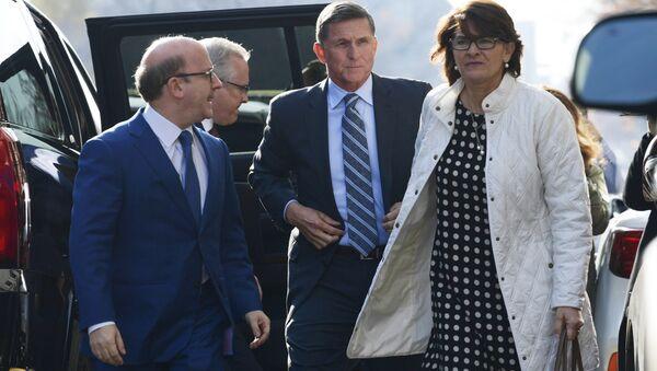 Flynn mahkeme suçlu - Sputnik Türkiye