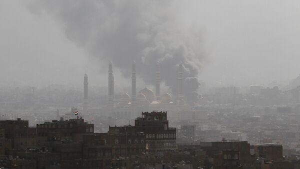 Yemen- Husi- Suudi Arabistan - Sputnik Türkiye
